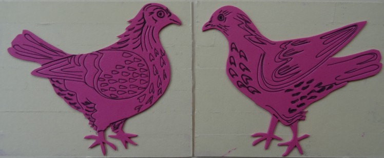 pigeon blocks